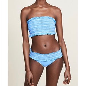 Tory Burch costa bikini bottoms NWT